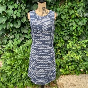 DEREK LAM Textured Sheath Dress, L